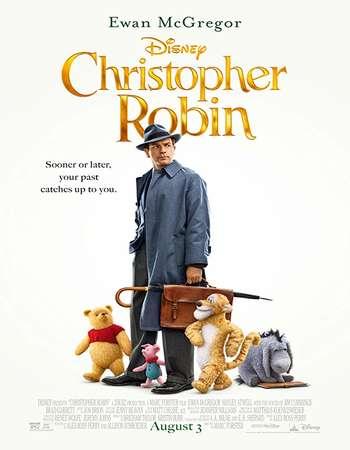 Christopher Robin 2018 English 720p BRRip 950MB ESubs