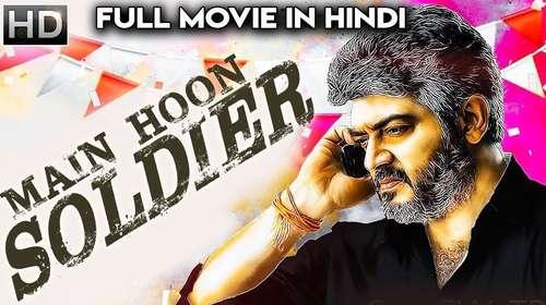 Main Hoon Soldier 2018 Hindi Dubbed 720p HDRip x264