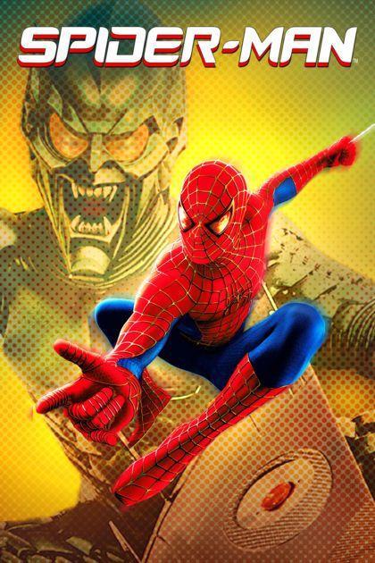 Spiderman 2002 Dual Audio Hindi BluRay Full Movie Download HD