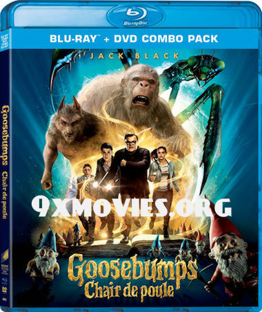 Goosebumps 2015 Dual Audio ORG Hindi Bluray Download