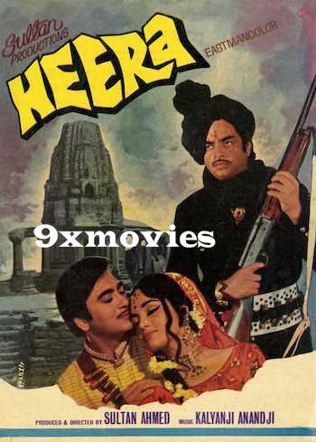 Heera 1973 Hindi 720p WEBRip 999mb