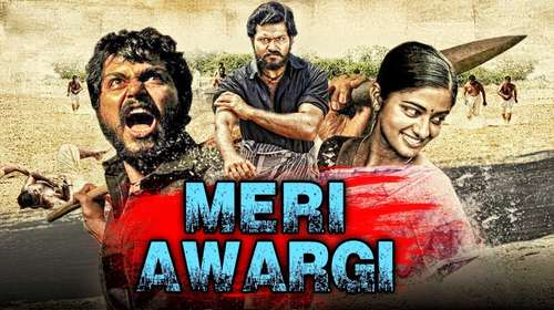 Meri Awargi 2018 Hindi Dubbed 720p HDRip x264