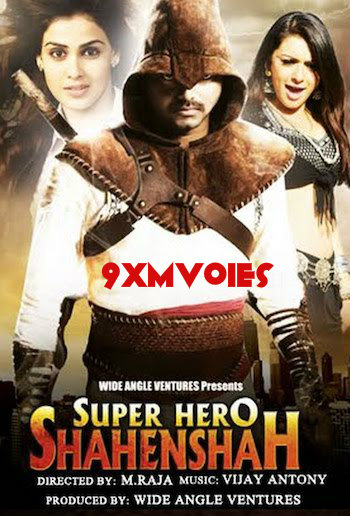 Super Hero Shehanshah 2013 Hindi Dubbed 720p HDRip 1.1GB
