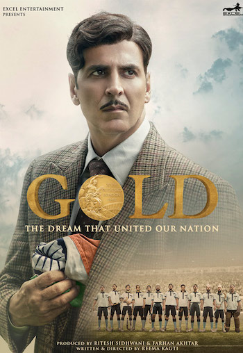 Gold 2018 Hindi 720p HDRip 1GB