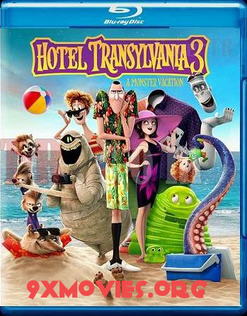 Hotel Transylvania 3 Summer Vacation 2018 Dual Audio ORG Hindi 720p BluRay 800mb