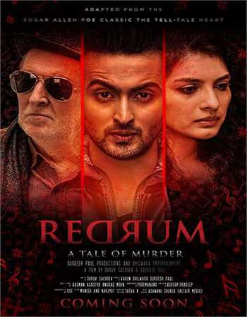 Redrum 2018 Hindi 450MB HDRip 720p ESubs HEVC