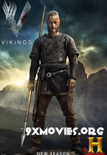 Vikings S02 EXTENDED Complete Dual Audio Hindi 720p BluRay Download