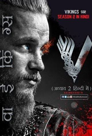 Vikings S02 Complete Hindi Dual Audio 720p BluRay [Episode 01 Added]