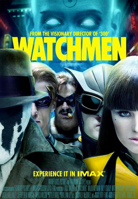 Watchmen 2009 Ultimate Cut Dual Audio [Hindi – English] 720p 1.5GB BRRip