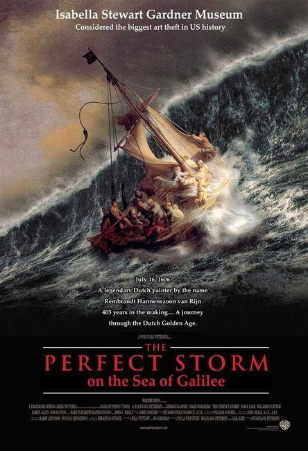 The Perfect Storm 2000 Dual Audio [Hindi – English] 720p 900MB BRRip