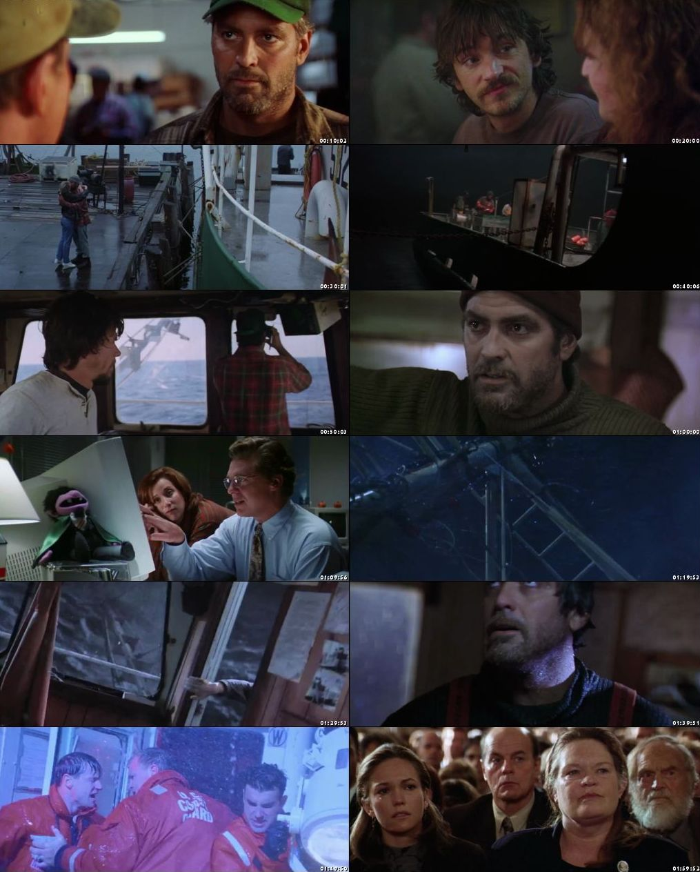 The Perfect Storm 2000 Dual Audio Hindi English BluRay Full Movie Download HD