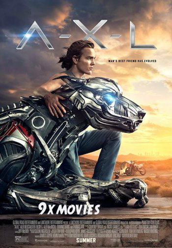A-X-L 2018 English Full Movie Download