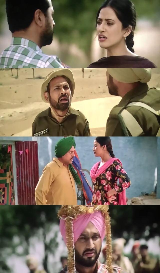 Ranjha Refugee 2018 Dual Audio Hindi BluRay Full Movie Download HD