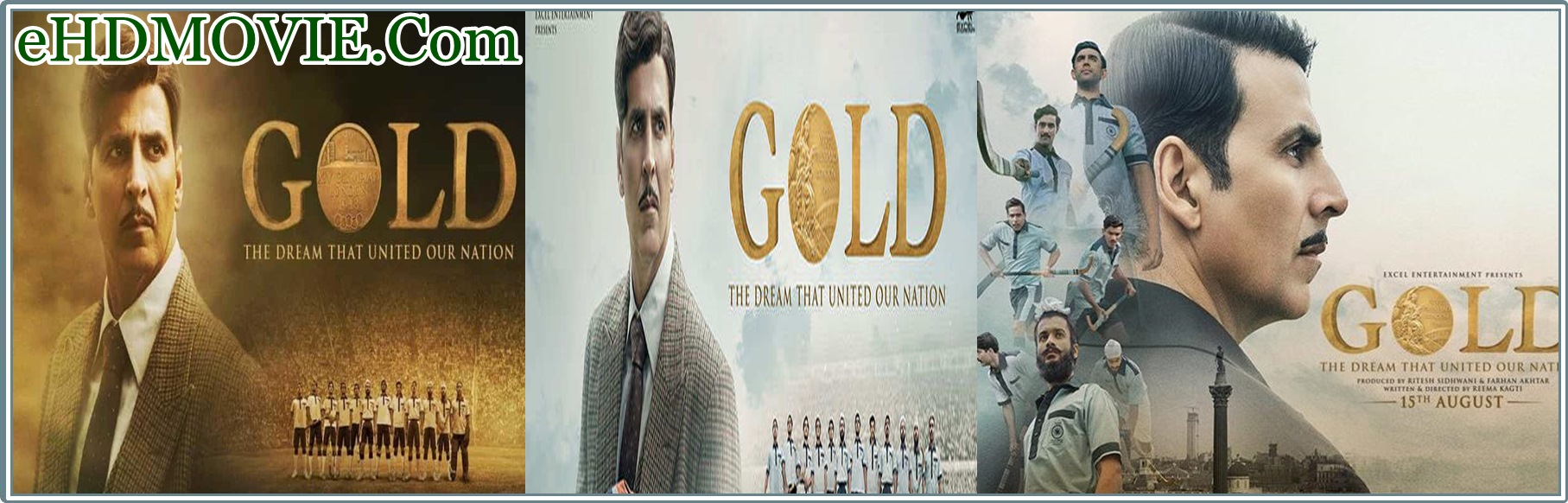 Gold 2018 Full Movie Hindi 1080p - 720p - HEVC - 480p ORG WEB-DL 400MB - 650MB - 1.5GB - 2.5GB ESubs Free Download