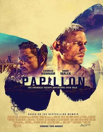 Papillon 2018 English 720p Web-DL 999MB ESubs
