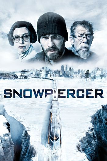 Snowpiercer 2013 Dual Audio [Hindi – English] 720p 900MB BluRay