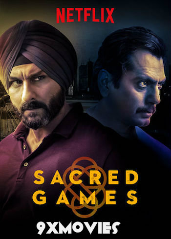 Sacred Games 2018 Complete Season 1 Hindi 480p WEB-DL 1.2GB