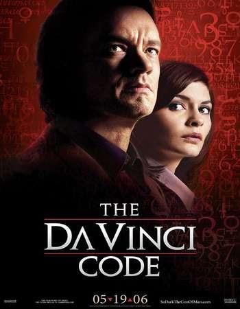 The Da Vinci Code 2006 Extended Dual Audio [Hindi – English] 720p 1.4GB BluRay
