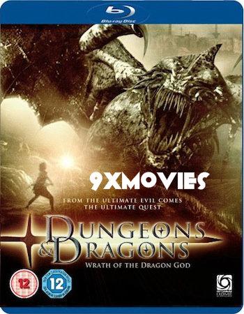 Wrath Of The Dragon God 2005 Dual Audio Hindi 720p BluRay 850mb