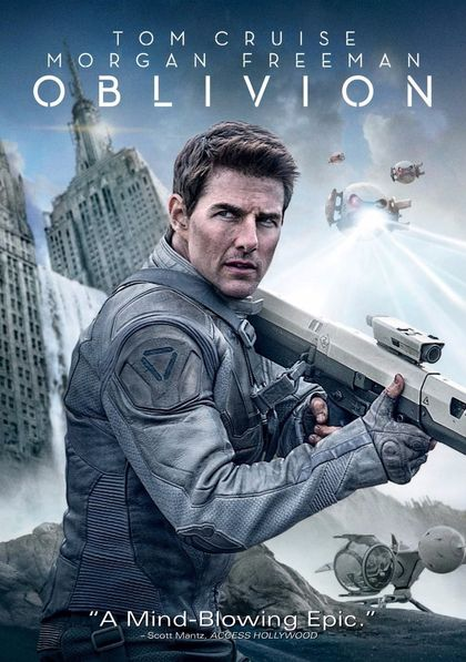 Oblivion 2013 Dual Audio [Hindi – English] 720p 950MB BluRay