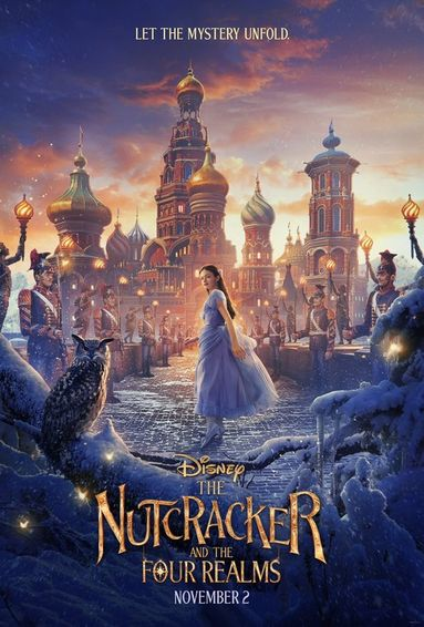 The Nutcracker and the Four Realms 2018 English 720p 750MB HDCam