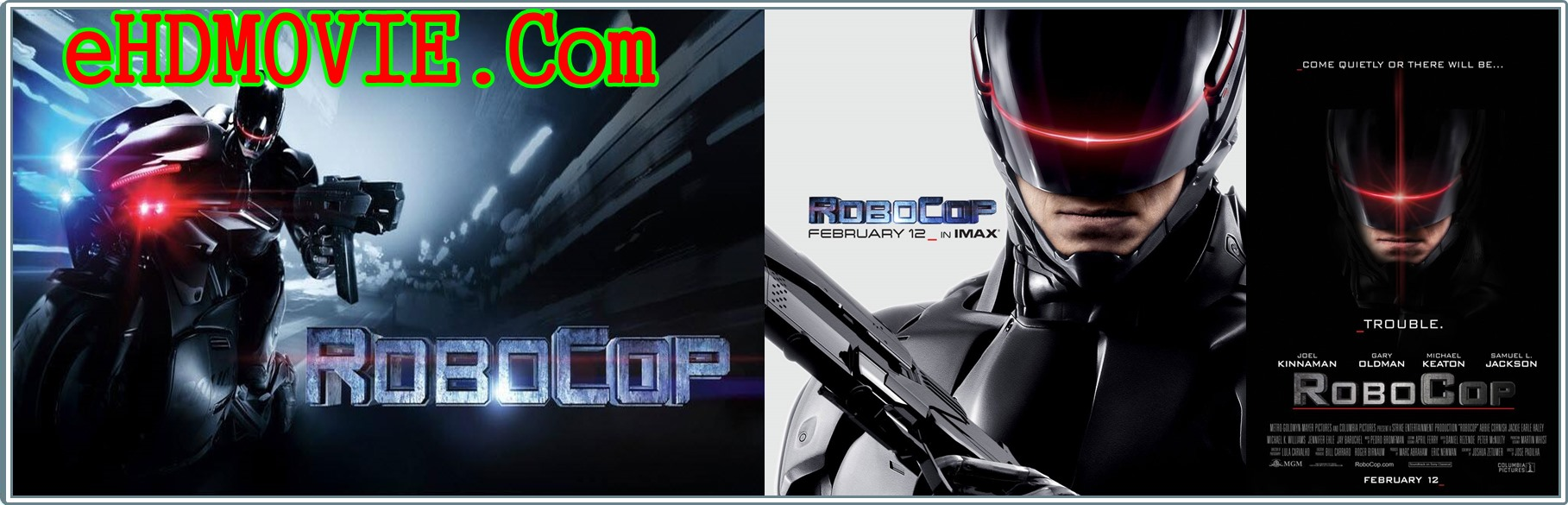 RoboCop 2014 Full Movie English 720p - 480p ORG BRRip 400MB - 800MB ESubs Free Download