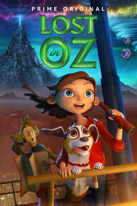 Lost In Oz Dual Audio [Hindi – Eng] Season 01 Complete 480p Web-DL ESubs