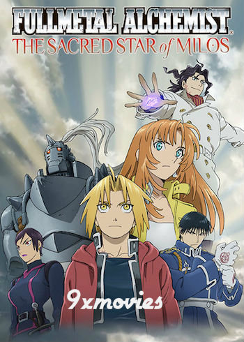 Fullmetal Alchemist The Sacred Star of Milos 2011 Dual Audio Hindi Bluray Movie Download