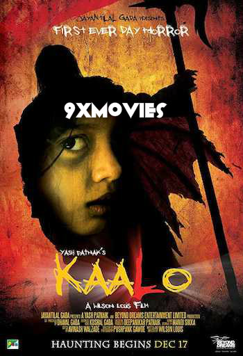 Kaalo 2010 Hindi 720p HDRip 800mb