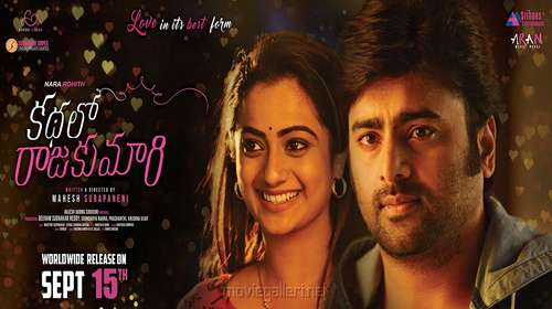 Kadhalo Rajakumari 2017 Hindi Dubbed 720p HDRip x264
