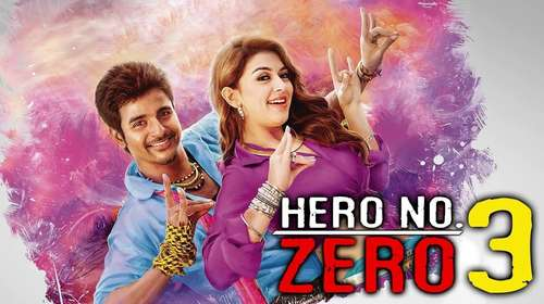 Hero No Zero 3 2018 Hindi Dubbed 720p HDRip x264