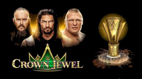 WWE Crown Jewel 2nd November 2018 850MB PPV WEBRip 480p x264