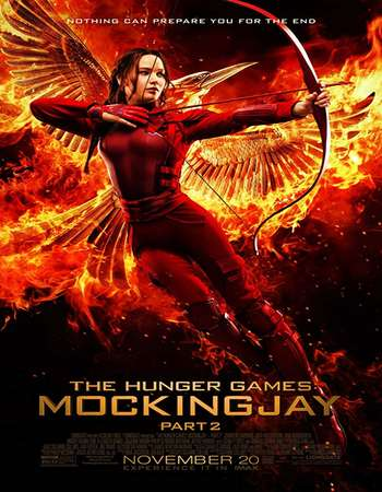 The Hunger Games Mockingjay Part 2 2015 Dual Audio Hindi 450MB BluRay 480p ESubs