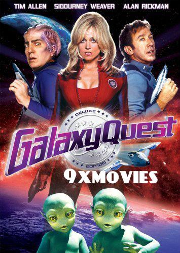 Galaxy Quest 1999 Dual Audio Hindi 720p BluRay 800mb