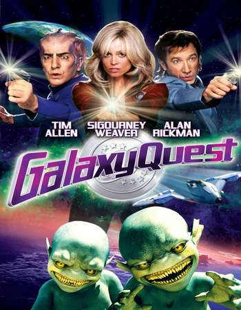Galaxy Quest 1999 Hindi Dual Audio BluRay 480p 720p ESubs