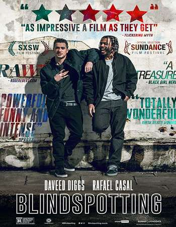 Blindspotting 2018 English 720p Web-DL 750MB ESubs