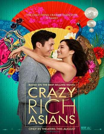 Crazy Rich Asians 2018 English 720p AMZN Web-DL 950MB ESubs