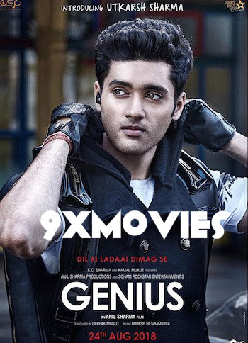 Genius 2018 Hindi 720p HDRip 1GB