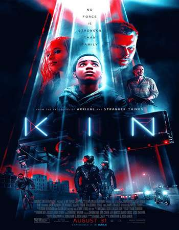 Kin 2018 English 720p AMZN Web-DL 800MB ESubs