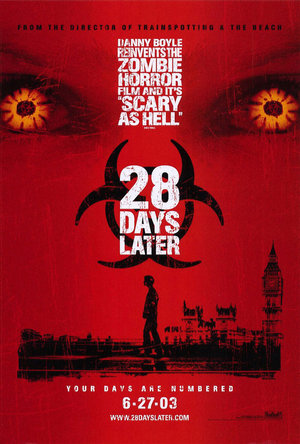 28 Days Later 2002 Dual Audio [Hindi – English] 480p 300MB BluRay