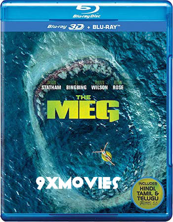 The Meg 2018 English Bluray Movie Download