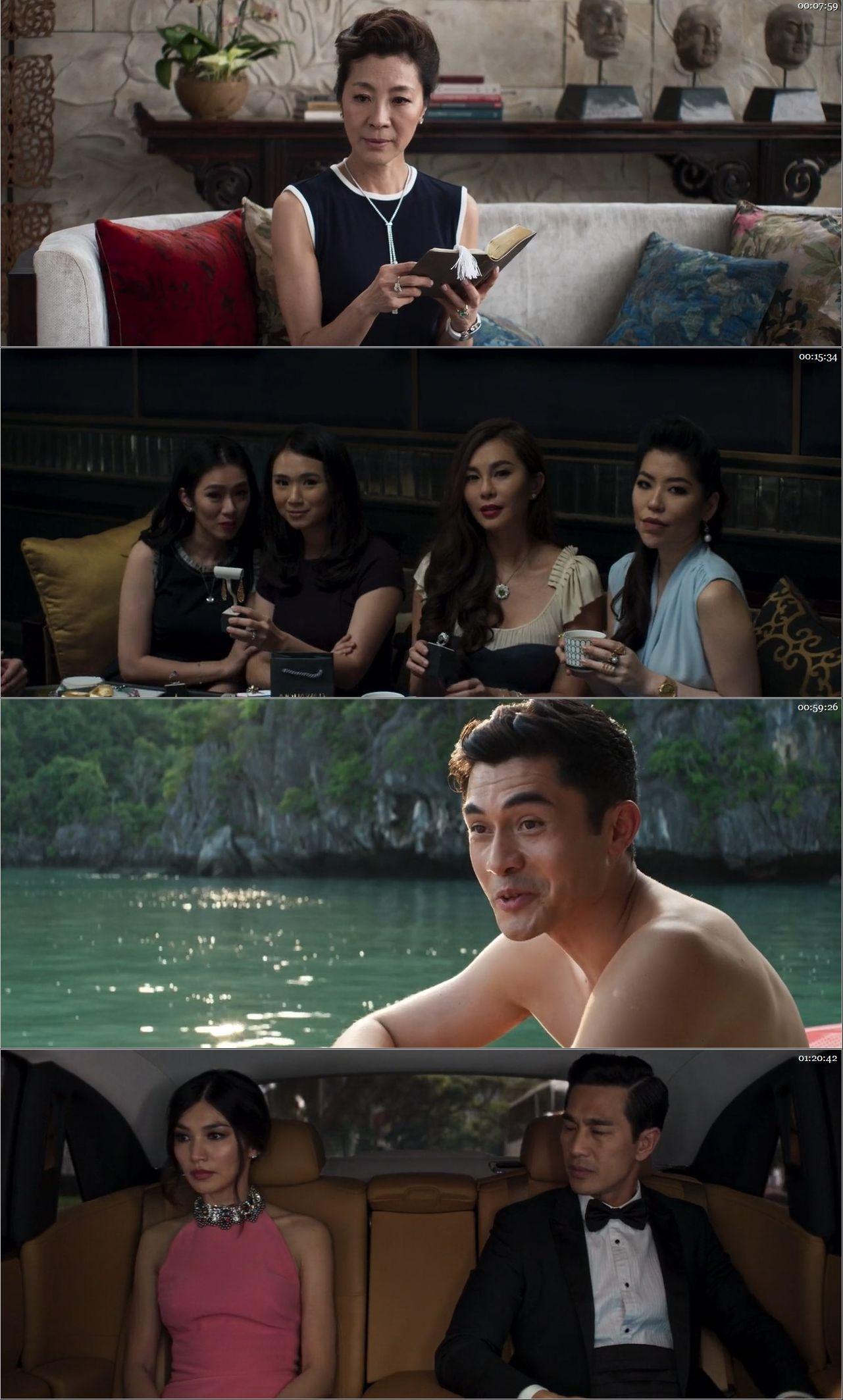 Crazy Rich Asians 2018 Dual Audio Hindi English BluRay Full Movie Download HD