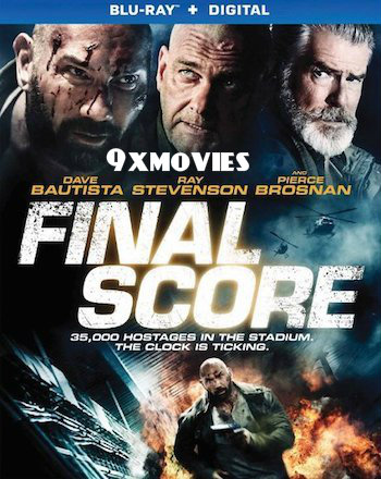 Final Score 2018 English Bluray Movie Download