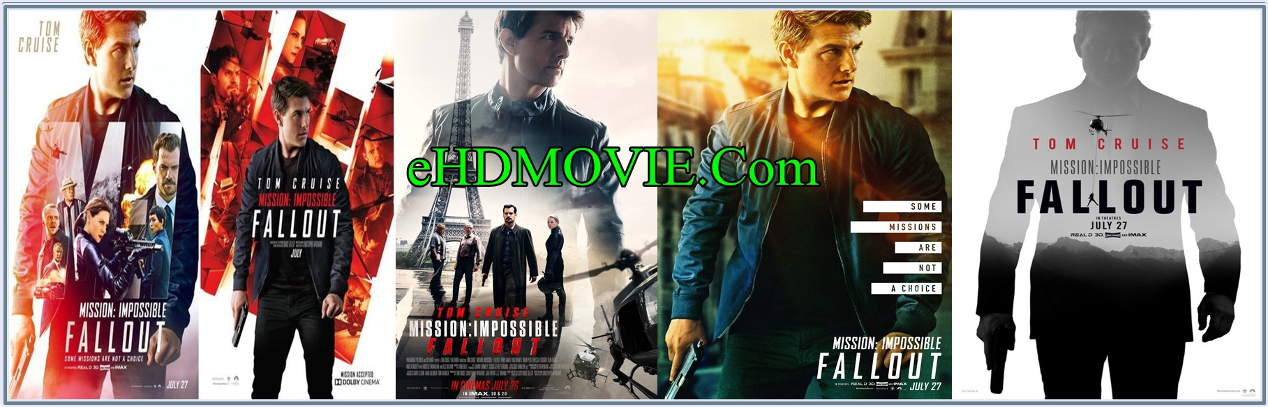 Mission Impossible Fallout 2018 Full Movie Dual Audio [Hindi – English] 1080p - 720p - HEVC - 480p ORG WEB-DL 450MB - 750MB - 1.2GB - 2.5GB ESubs Free Download