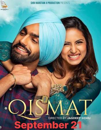 Qismat 2018 Full Punjabi Movie 720p pDVDRip Download