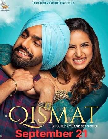 Qismat 2018 Punjabi 720p Pre-DVDRip x264