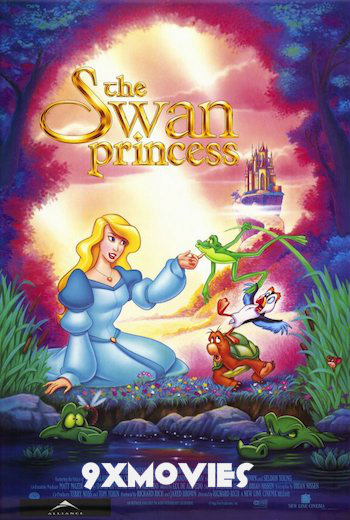 The Swan Princess 1994 Dual Audio Hindi 720p BluRay 800mb