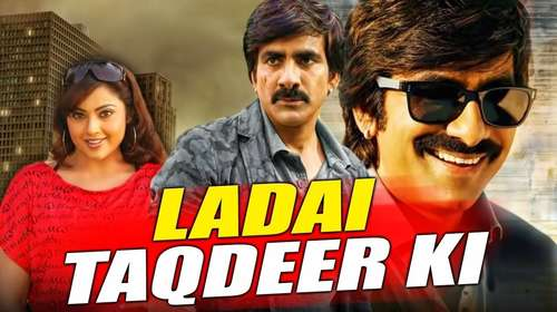Ladai Taqdeer Ki 2018 Hindi Dubbed 720p HDRip x264