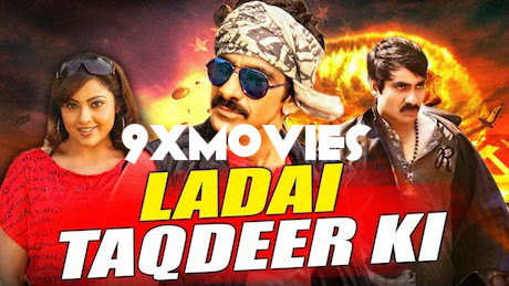 Ladai Taqdeer Ki 2018 Hindi Dubbed 720p HDRip 750mb