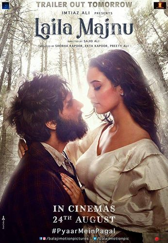 Laila Majnu 2018 Hindi 480p HDRip 400MB